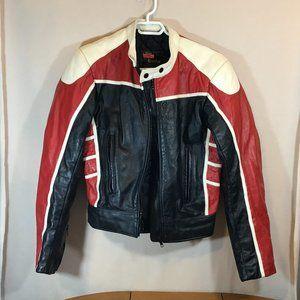 Golden crown Bristol Women's leather jacket